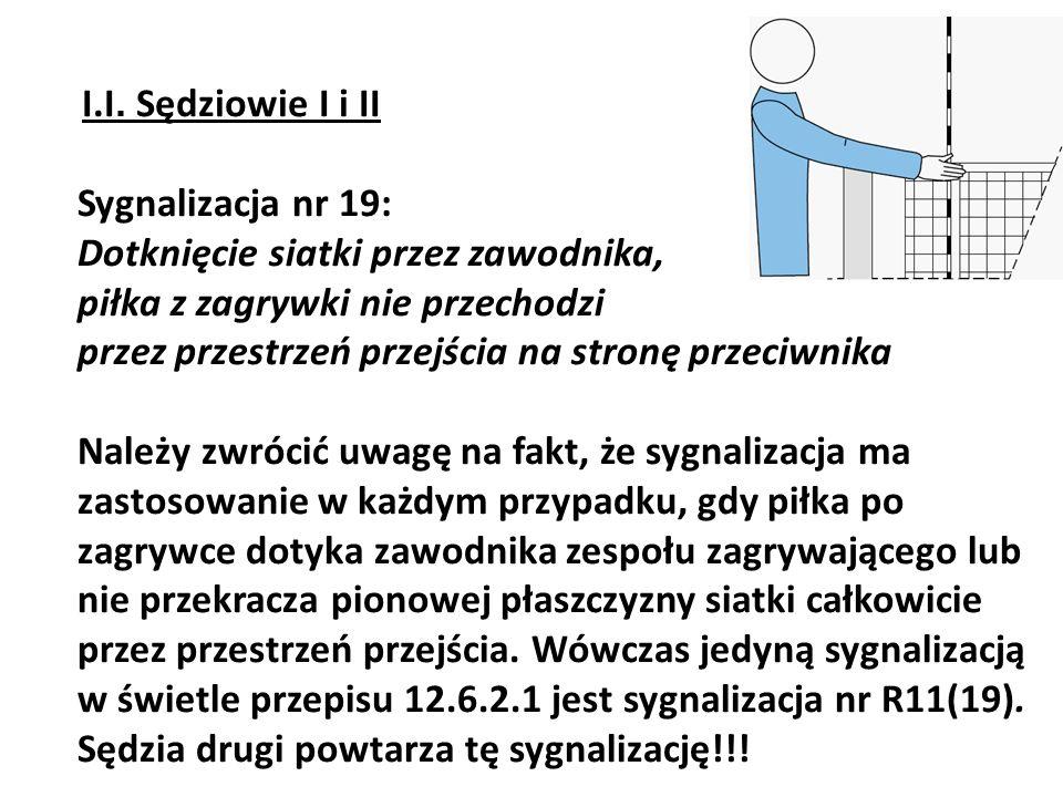 Należy zwrócić uwagę, że sygnalizacja błędu obustronnego, zgodnie z przepis ami 22.2.3.