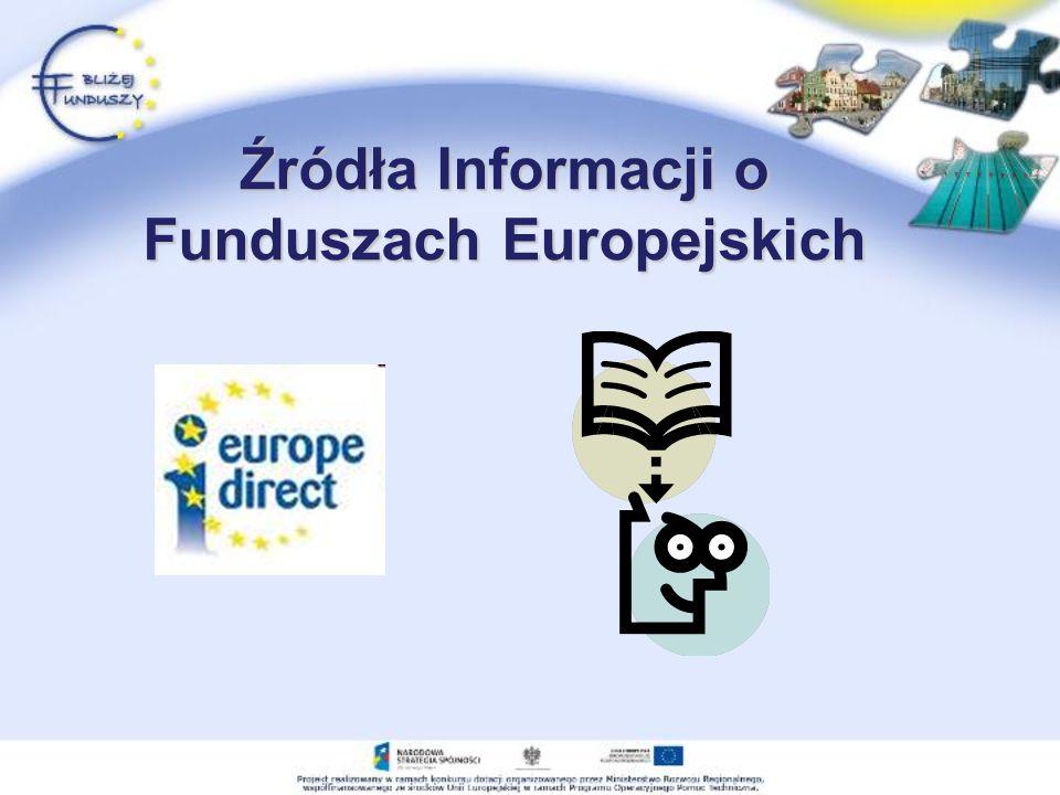 Fundusze Europejskie - skąd się wzięły.Fundusze Europejskie - skąd się wzięły.