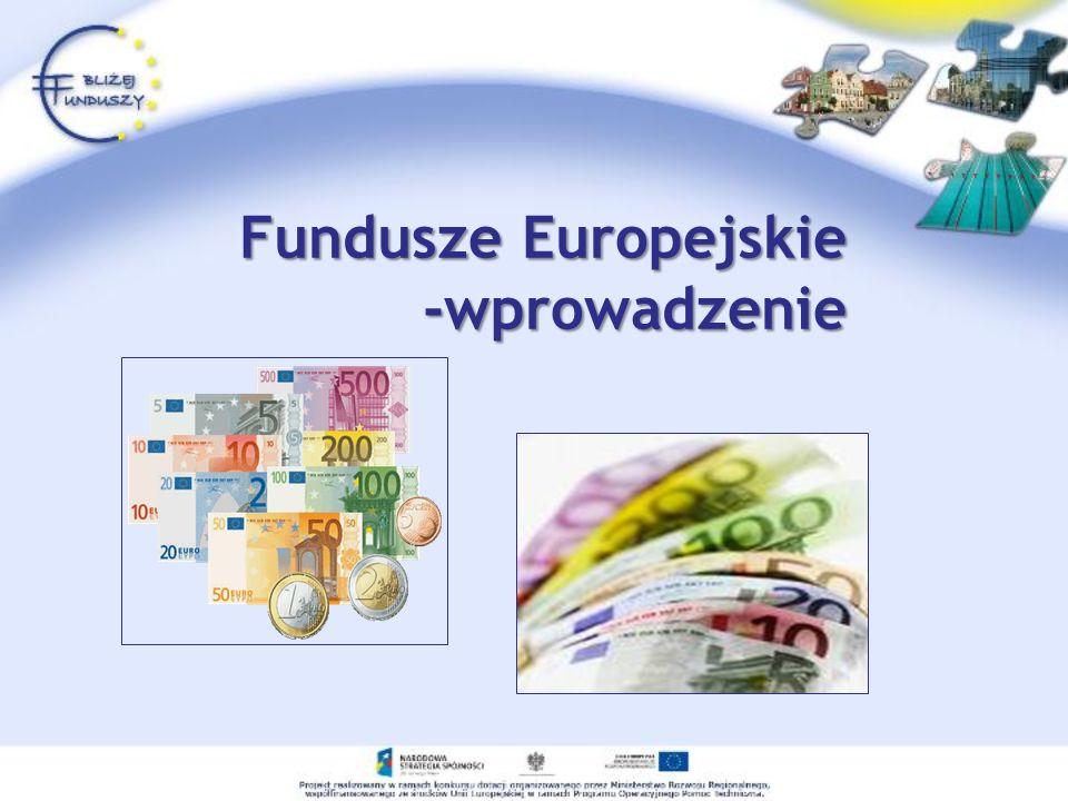 Źródła finansowania projektów Łączna suma na realizację założeń NSS w latach 2007- 2013 wyniesie 85, 6 mld euro, z czego: 67,3 mld euro będzie pochodziło z budżetu unijnego; 11,9 mld ze środków publicznych ( w tym 5,9 mld z budżetu państwa); Około 6,4 mld euro zostanie uzyskanych ze środków prywatnych.