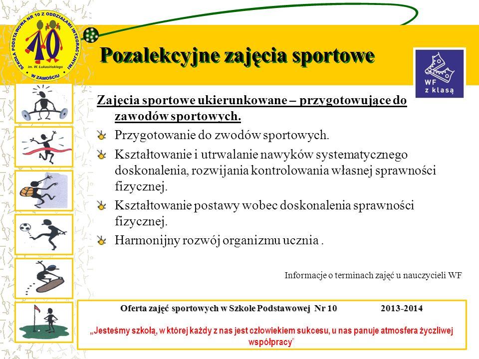 Pozalekcyjne zajęcia sportowe Narty – / w okresie zimowym, wyjazdy na stok narciarski do Jacni w ramach akcji Bezpieczny Stok/ Nauka i doskonalenie jazdy na nartach.
