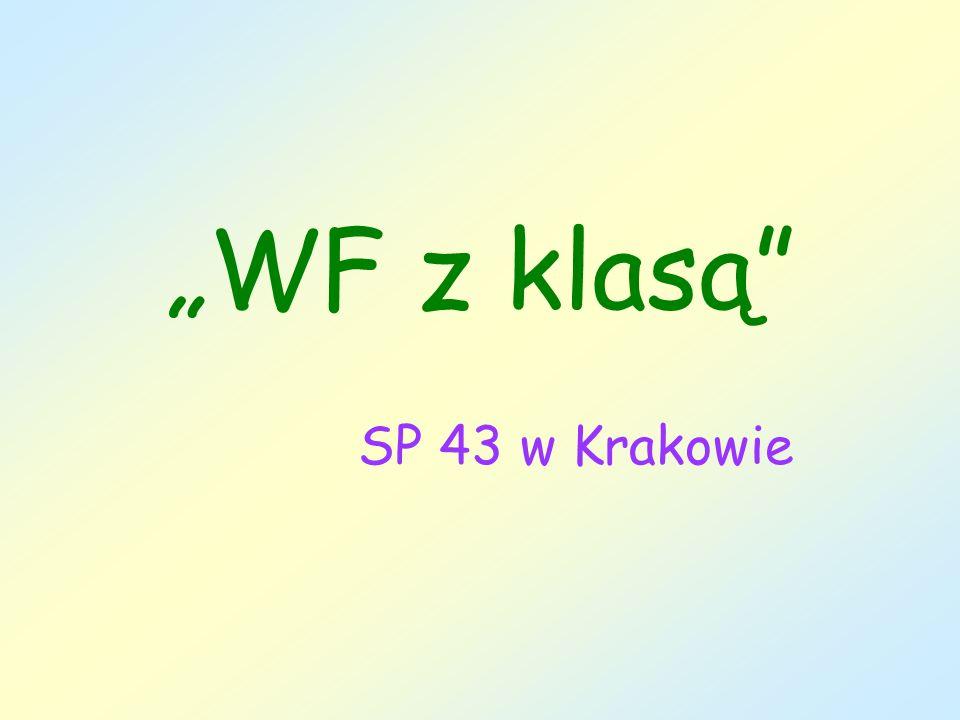 WF z klasą SP 43 w Krakowie