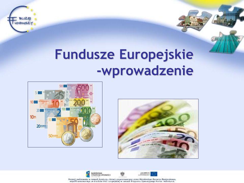 Program Operacyjny Rozwój Polski Wschodniej Program ten stanowi dodatkowy element wsparcia z funduszy strukturalnych, który wzmocni działanie innych programów na obszarze pięciu następujących województw (o najniższym poziomie PKB): warmińsko-mazurskiego, podlaskiego, lubelskiego, podkarpackiego oraz świętokrzyskiego.