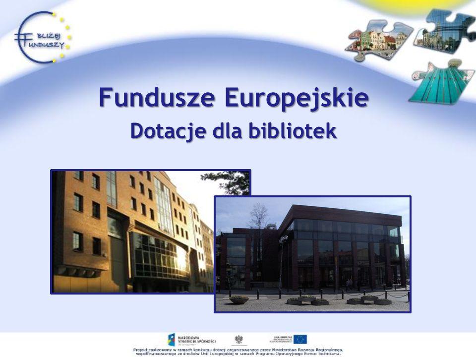 Instytucja wdrażająca Priorytet IX PO KL Wojewódzki Urząd Pracy w Poznaniu ul.