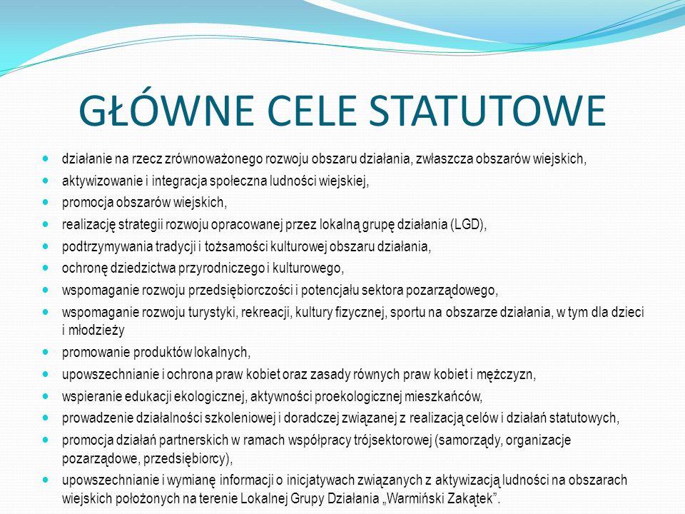 OŚ IV PROW FUNKCJONOWANIE LGD – ZREALIZOWANE DZIAŁANIA PROWADZENIE BIURA LGD: - Zatrudnienie na podstawie umów o pracę – 4 osoby, - Zatrudnienie na podstawie umów – zleceń – 2 osoby ( obsługa księgowa, animator działań społecznych) - Staże zawodowe – 1 osoba, - Umowa o prace interwencyjne – 1 osoba (do 31 sierpnia 2011)