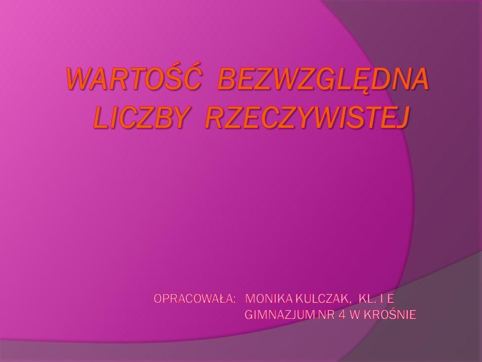 Bibliografia 1.Encyklopedia Matematyka pod red.A.