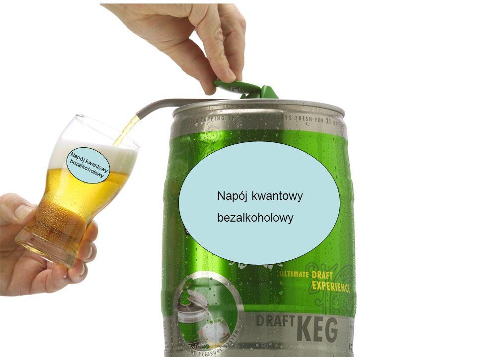 Napój kwantowy bezalkoholowy Napój kwantowy bezalkoholowy