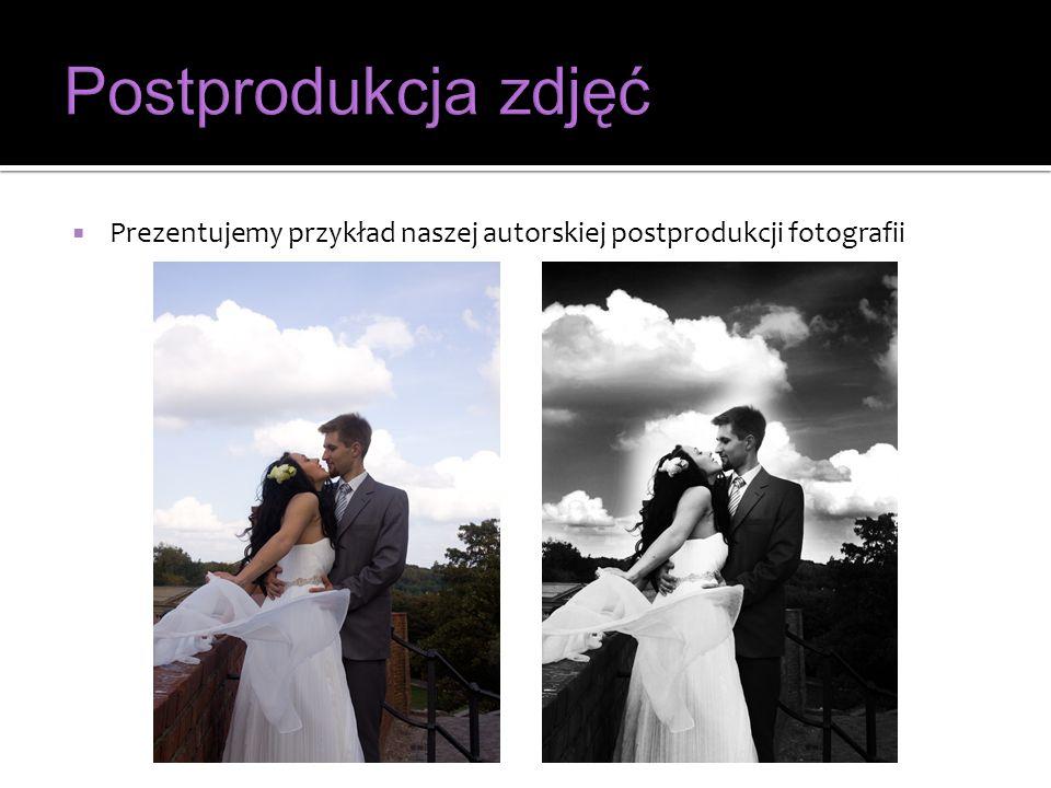 Prezentujemy przykład naszej autorskiej postprodukcji fotografii