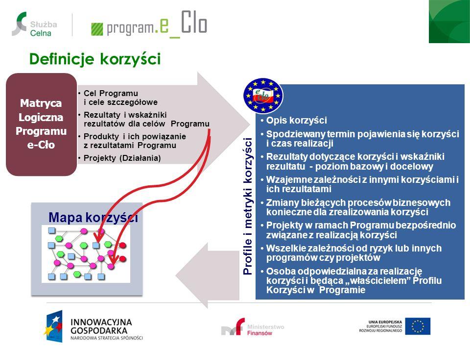 Co należy zapamiętać W celu zachowania zadawalającego postępu realizacyjnego Programu wszystkie działania są prowadzone w logice projektu