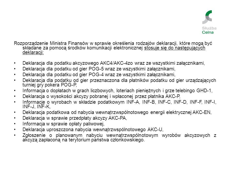 Dziękuję za uwagę Alicja Olewniczak Ekspert Służby Celnej Referat Akcyzy i Gier Urząd Celny w Opolu tel.