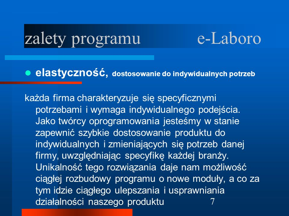 28 Moduły programu sekcja kosztorysy pracownicy
