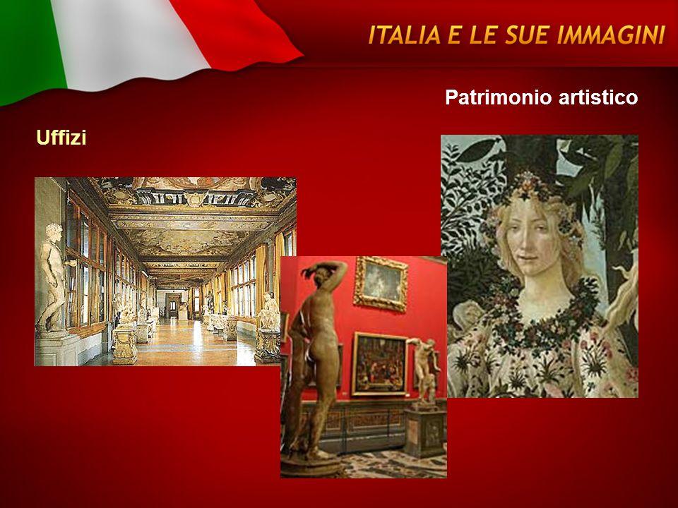 Patrimonio artistico Uffizi