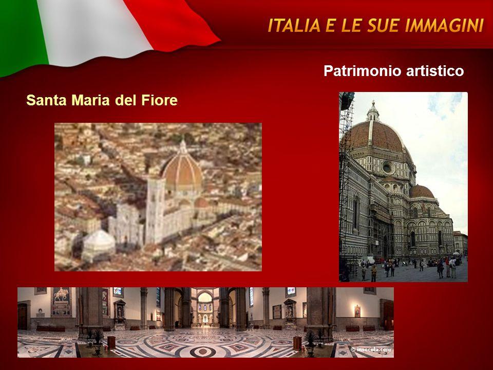 Patrimonio artistico Santa Maria del Fiore