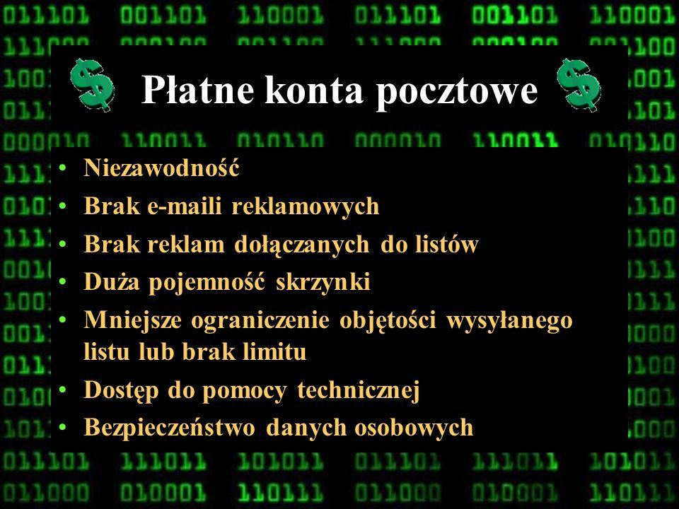 16 Szyfrowanie Skąd ktokolwiek ma znać nasz klucz publiczny? Możemy umieścić go w Sieci. Tzn. na ma ogólnie znanych serwerów kluczy publicznych. Czasa