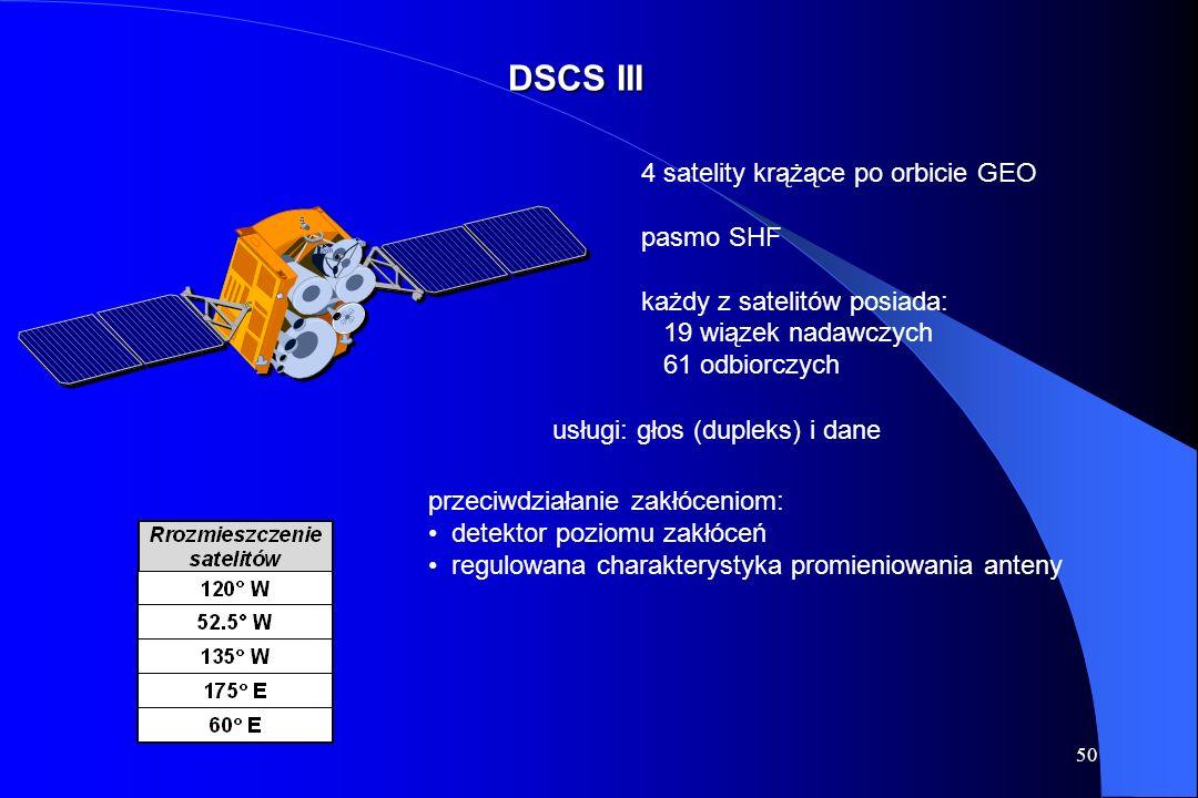 49 DSCS III