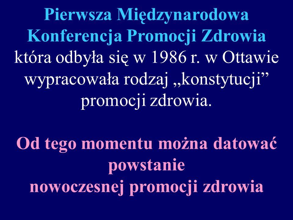Lesław Kulmatycki kierownik Podyplomowych Studiów Promocji Zdrowia Koncepcja nowoczesnej promocji zdrowia w POZ w aspekcie współpracy z NFZ i samorząd