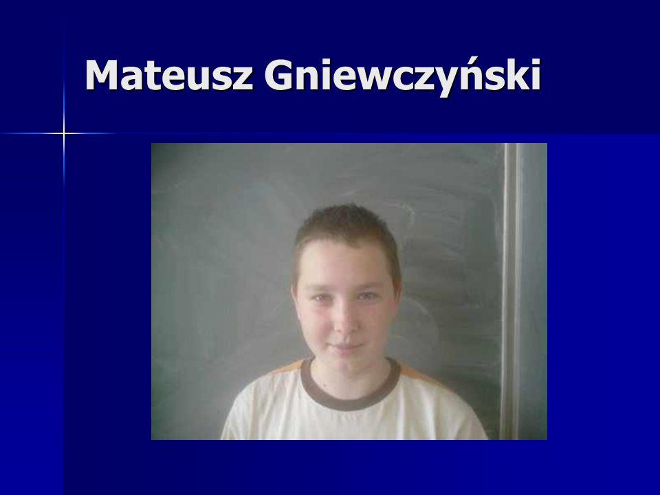 Mateusz Gniewczyński