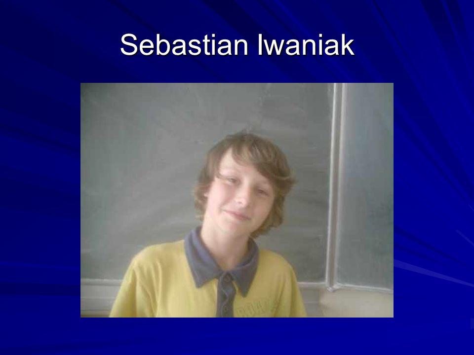 Sebastian Iwaniak