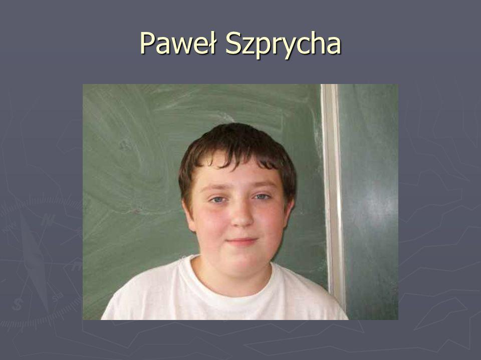 Paweł Szprycha