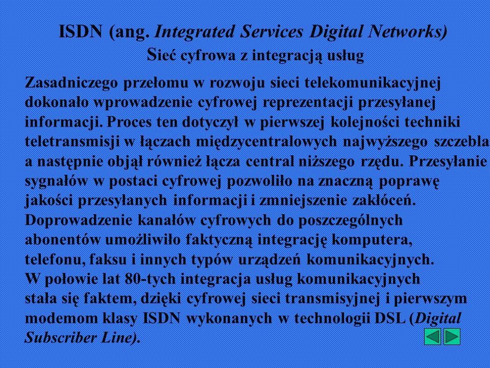 ISDN (ang.