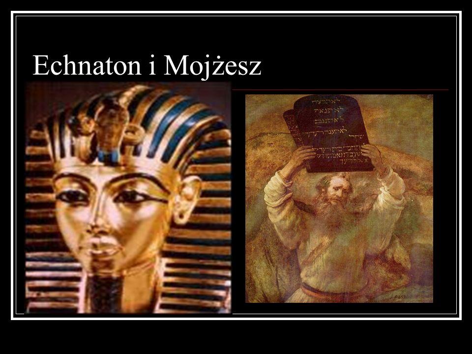 Echnaton i Mojżesz