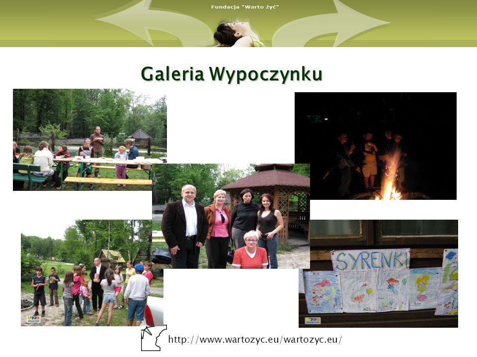 http://www.wartozyc.eu/wartozyc.eu/ Galeria Wypoczynku