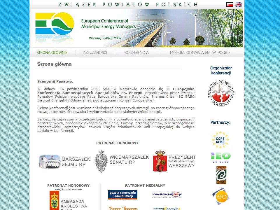 www.powiatlidzbarski.pl mgr inż. Andrzej Koniecko - Wicestarosta