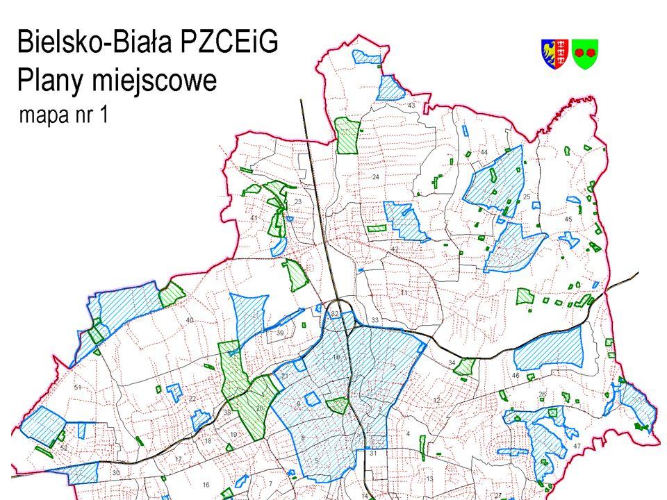 Plany miejscowe - mapa BB cz.1