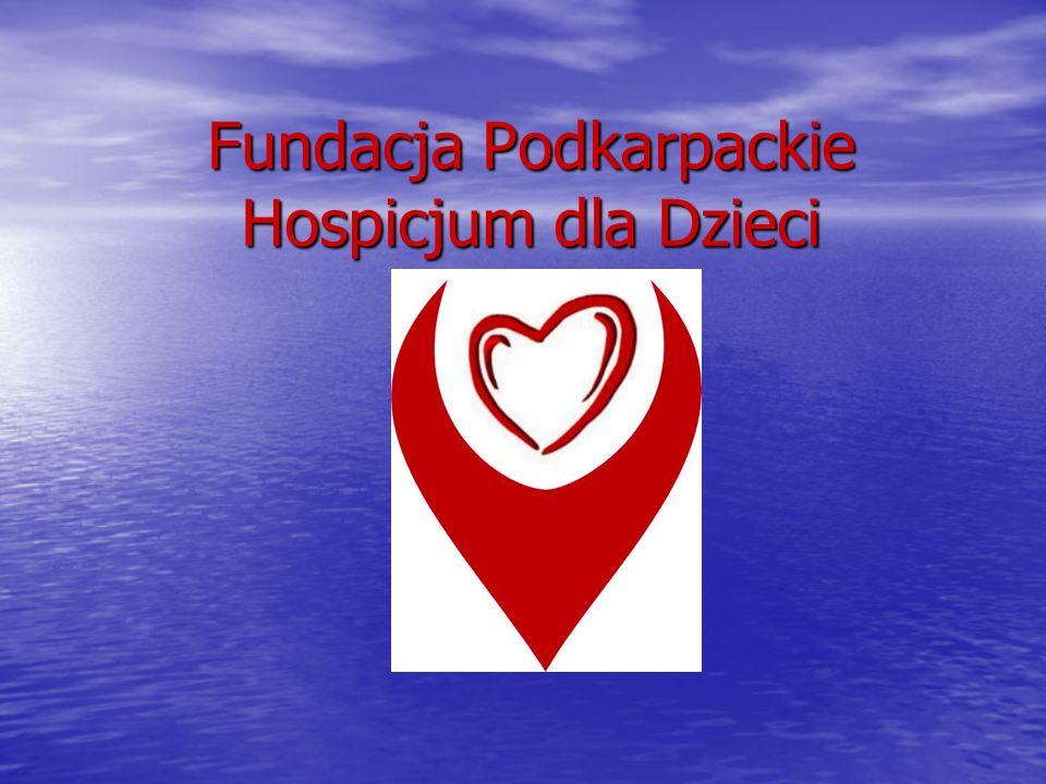 Fundacja Podkarpackie Hospicjum dla Dzieci