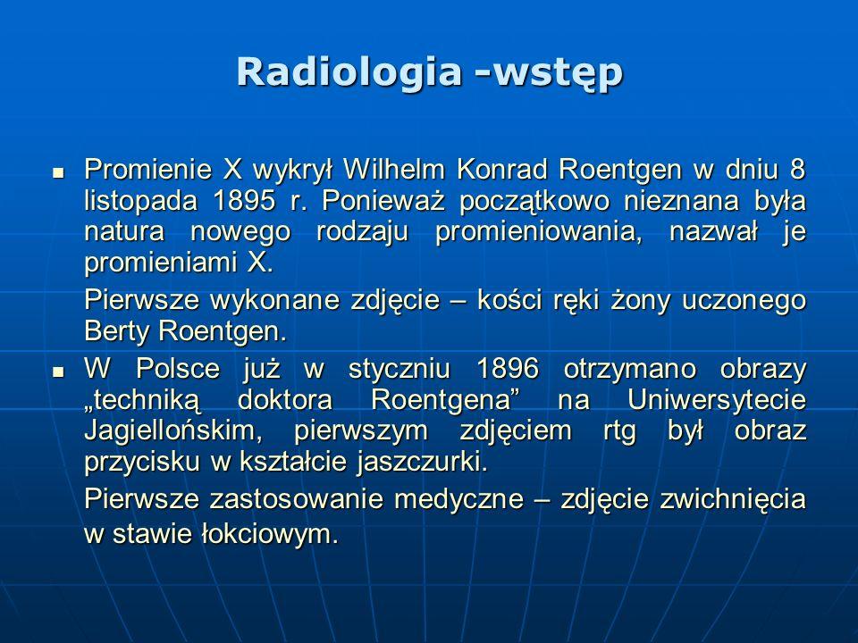Osiris – program do obrazowania i obróbki obrazów medycznych w formie cyfrowej Zakład Informatyki Medycznej i Telemedycyny AM w Warszawie
