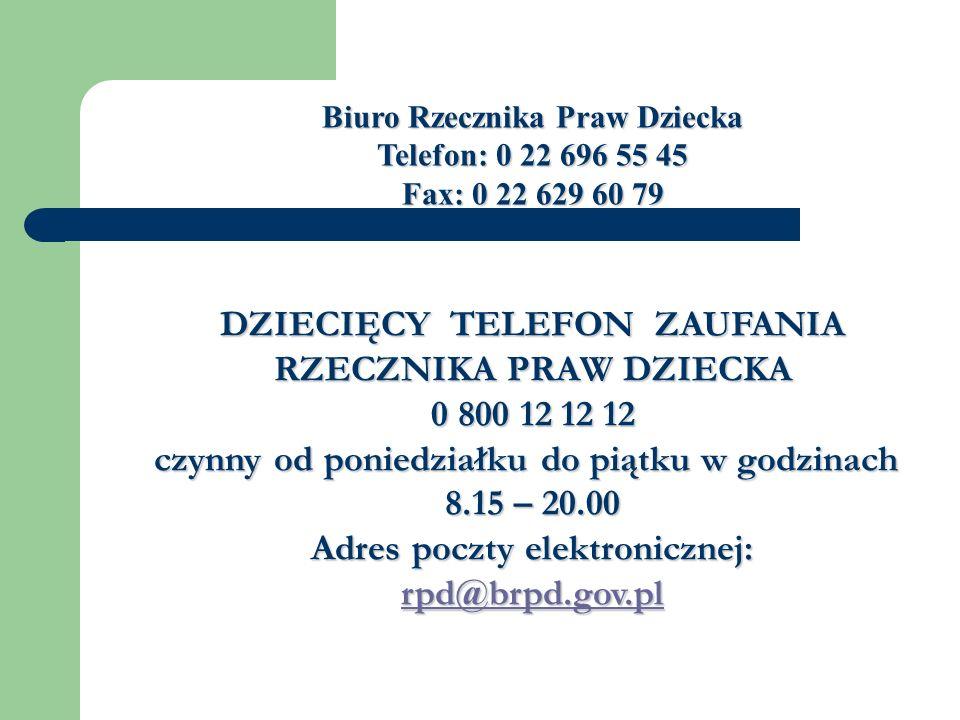 KSIĄŻECZKA TWOJE PRAWA dostępna jest na stronie internetowej http://www.prawadziecka.org.pl Książeczka Twoje Prawa to przekazana w sposób przystępny wiedza o Konwencji o Prawach Dziecka