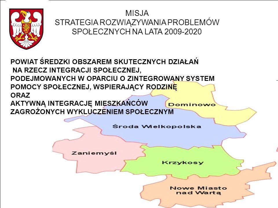ROK 2011 REALIZACJA ZADAŃ OKREŚLONYCH : -ustawą z dnia 12 marca 2004r.