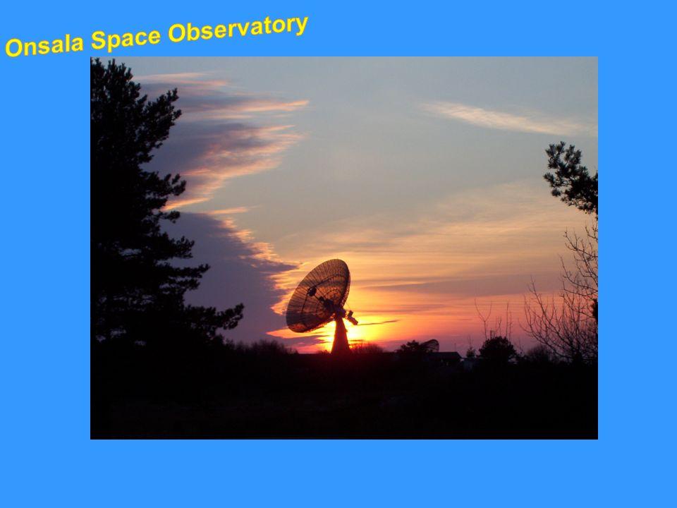 Student Radiotelescope Cathy Horellou Chalmers tekniska Högskola