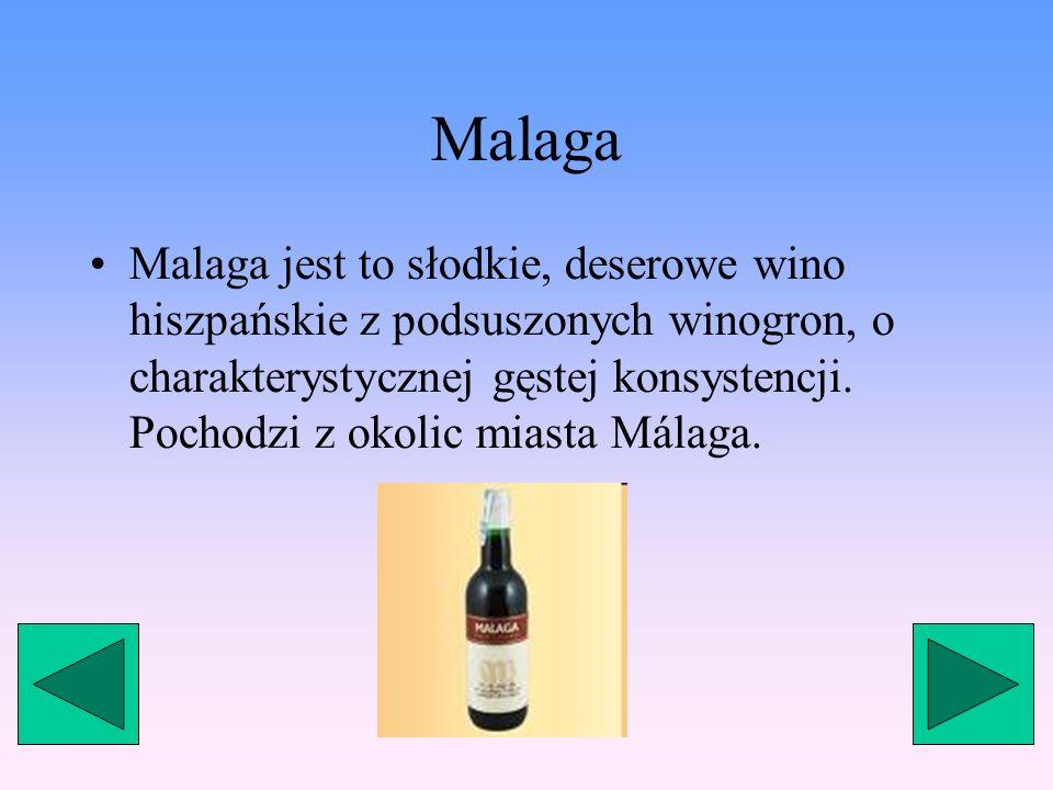 Wina Hiszpania słynie z wielu win.