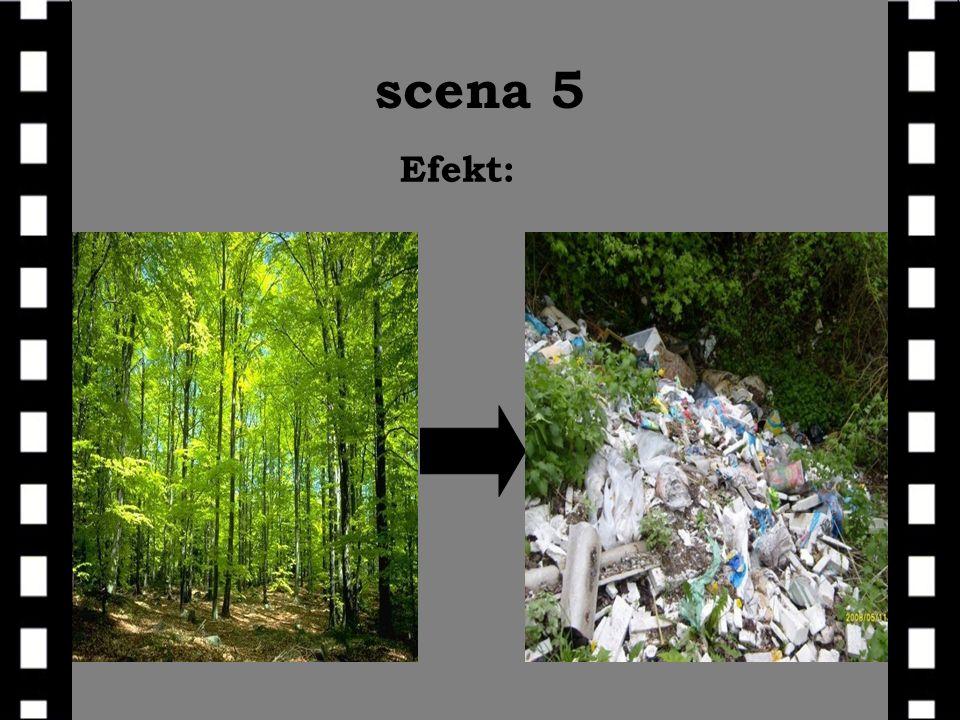 scena 5 Efekt: