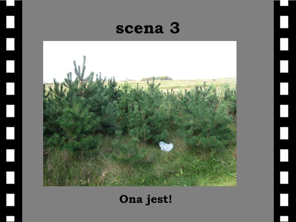 scena 3 Ona jest!