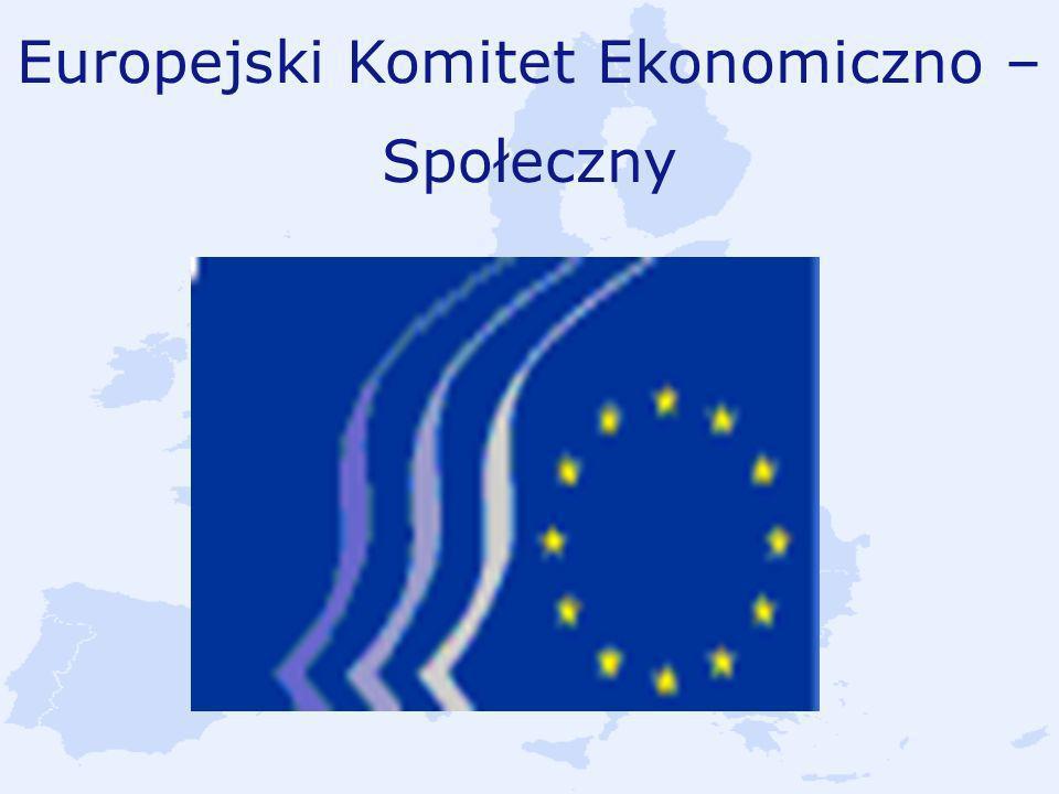 Europejski Komitet Ekonomiczno – Społeczny