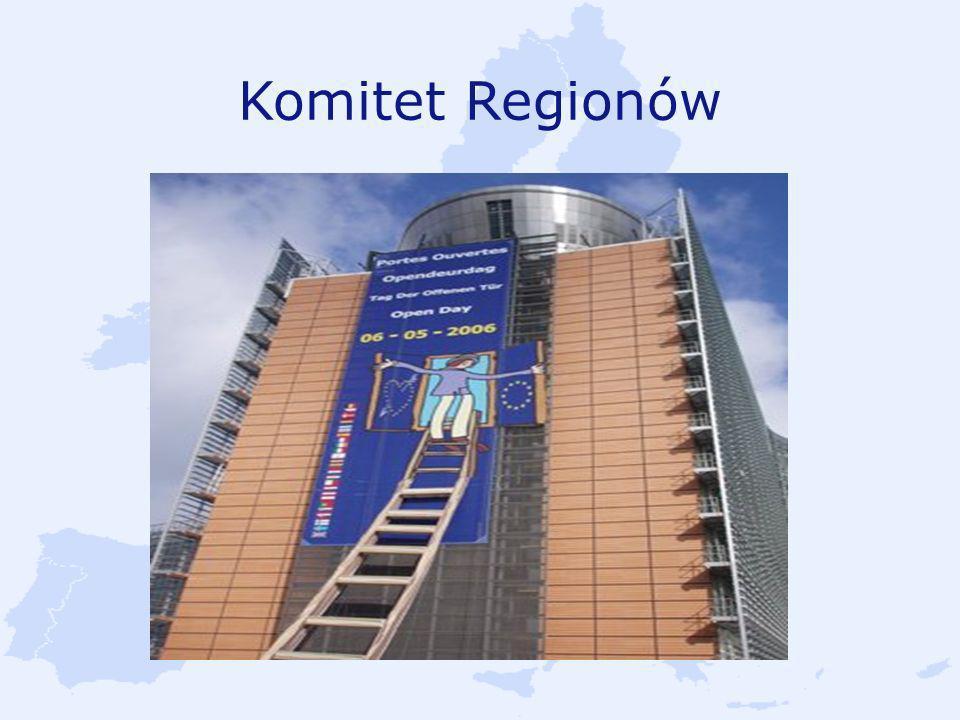 Komitet Regionów