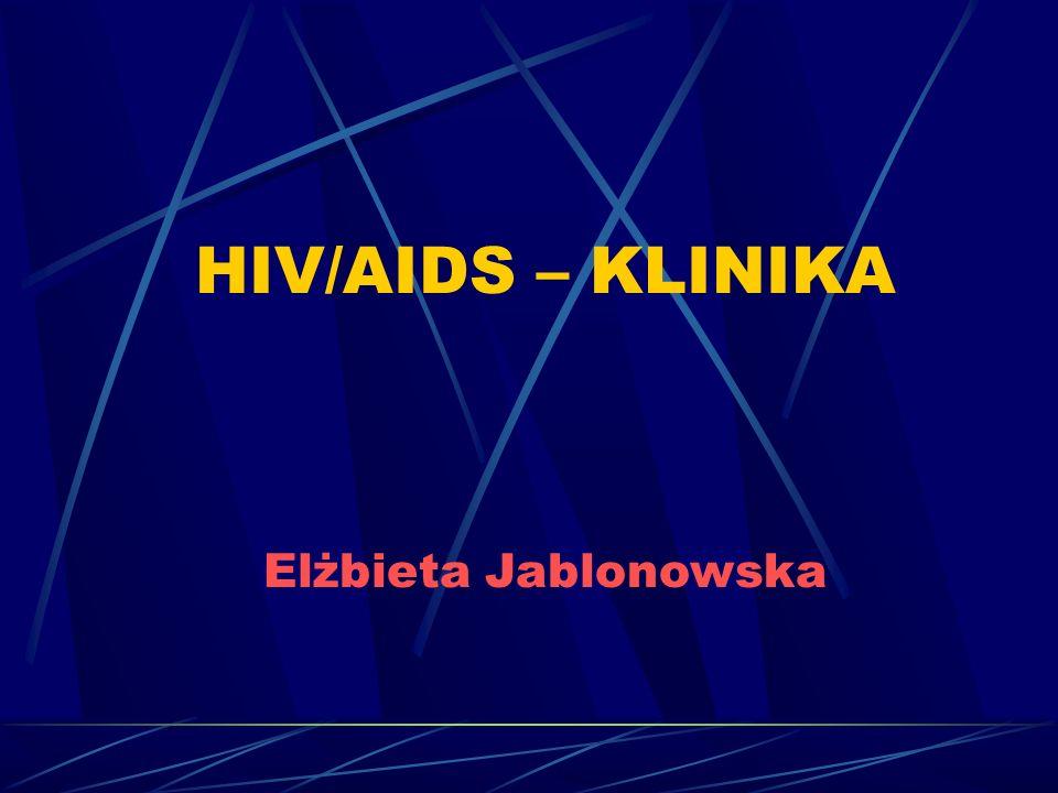 HIV/AIDS – KLINIKA Elżbieta Jablonowska