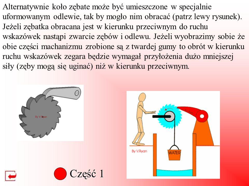Mechanizm zębatkowo-zapadkowy - w inżynierii oznacza urządzenie ograniczające ruch w jednym kierunku. Ma ono wiele zastosowań, jak na przykład w kołow
