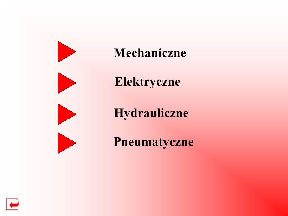 Przekładnia - mechanizm lub układ maszyn służący do przeniesienia ruchu z elementu czynnego (napędowego) na bierny (napędzany) z jednoczesną zmianą pa