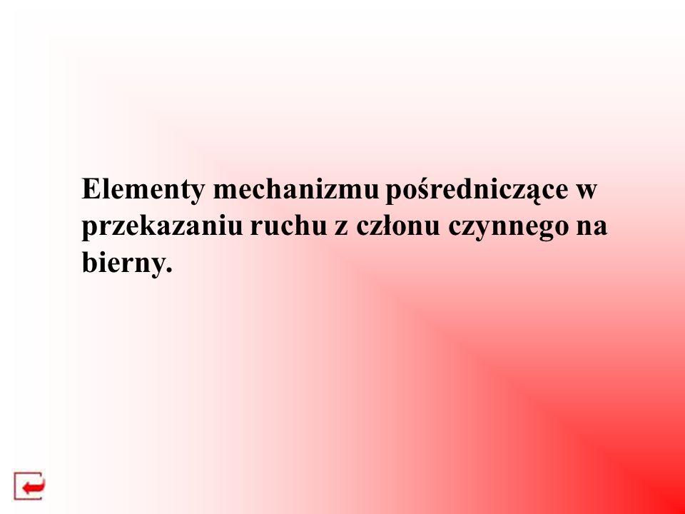 Część mechanizmu, względem której odnosi się ruchy pozostałych elementów. W układzie odniesienia mechanizmu baza jest nieruchoma.