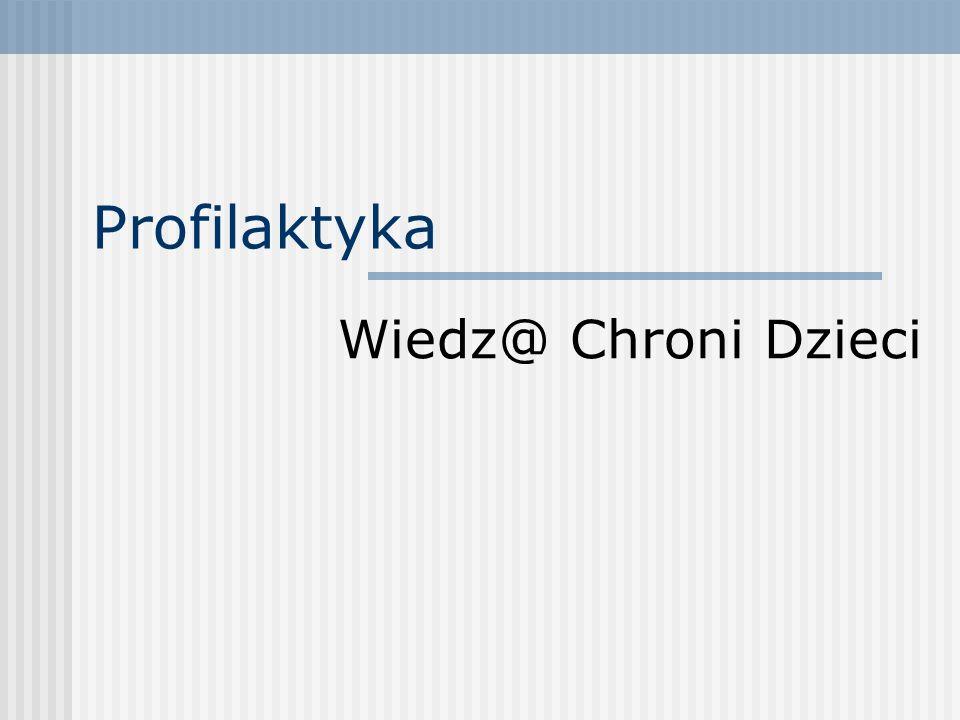 SPIS Fundacja Kidprotect Hotline Możliwość zgłoszenia incydentów anonimowo (telefon, email, formularze na stronie) http://www.kidprotect.pl/hotline Mo