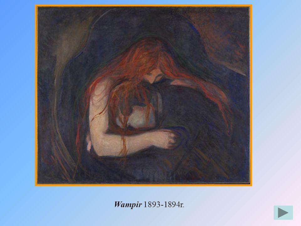 Pocałunek- 1894r.