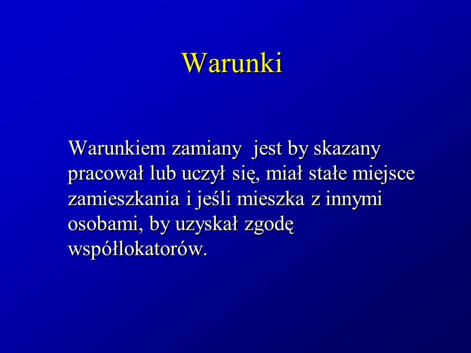 Struktura skazanych W 2004 r.