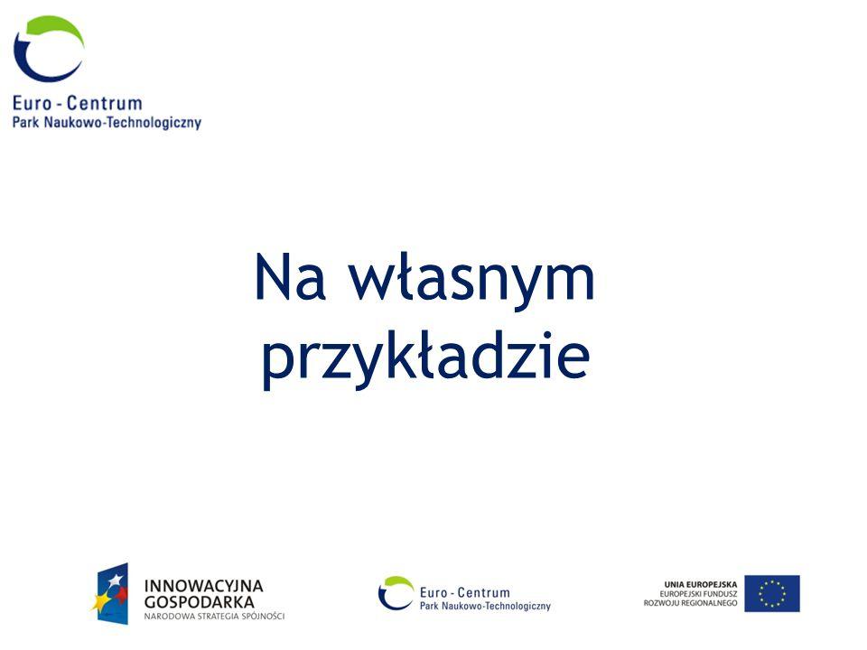 Wyścig po Kapitał Organizatorzy: Organizatorzy: Park Naukowo-Technologicznego Euro-Centrum oraz Secus Wsparcie Biznesu Cel: Wyłonienie najbardziej innowacyjnych projektów w Polsce oraz przyspieszenie ich drogi do osiągnięcia sukcesu.