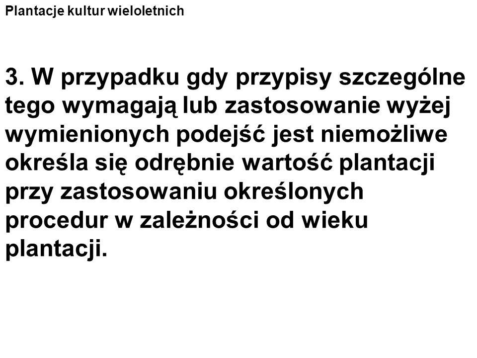 Plantacje kultur wieloletnich 2.