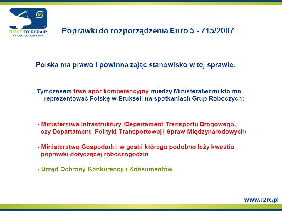 Polska ma prawo i powinna zająć stanowisko w tej sprawie.