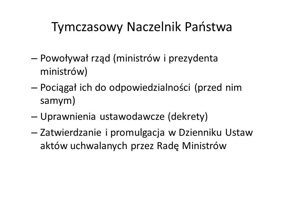 Mała Konstytucja (uchwała SU z dnia 20 lutego 1919 r.