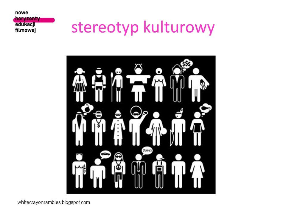 stereotyp kulturowy whitecrayonrambles.blogspot.com