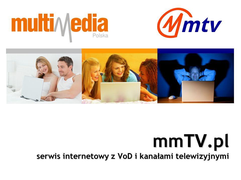 Najbardziej innowacyjny operator kablowy w Polsce Multimedia to lider innowacyjności na polskim rynku Większość sieci w technologii 862 MHz Rozwinięcie szerokopasmowego internetu kablowego na skalę krajową Pierwsza w Polsce IPTV w sieciach PSTN Pierwsze VoD na Polskim rynku kablowym Pierwsza w Polsce kablowa HD TV Ogólnodostępne VoD w IPTV (nagroda innowacji IBC) Pierwsza w Polsce kablowa telefonia VoIP 2002 2003 2004 20052006 2007 2008 1 2009 2010 Uruchomienie kanału interaktywnego aMazing TV Uruchomienie PC streaming z wypożyczalnią VoD 2011